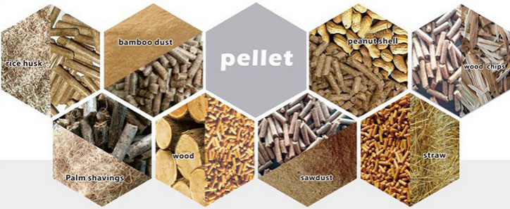 Characteristics and uses of biomass pellet fuel