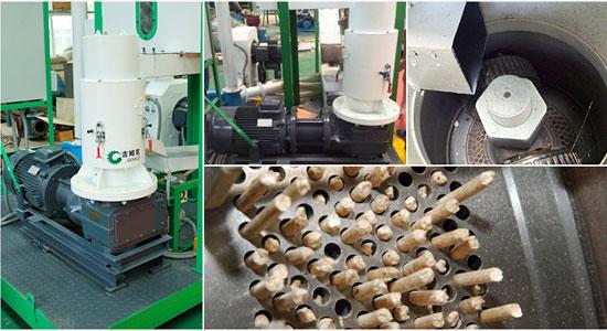 biomass pellet mills