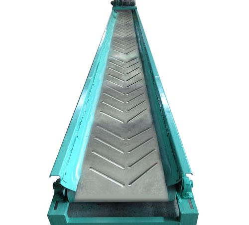 pellet mill chevron conveyor