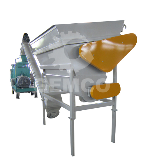 mixer of pellet mill